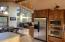Wide Plank Birch & Italian Tile Flooring
