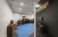 The Man Cave features Vaulted, vented safe room and 50 yard underground gun range