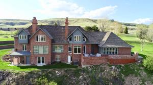 The stunning views of from this home! Mountains or the river! You pick!