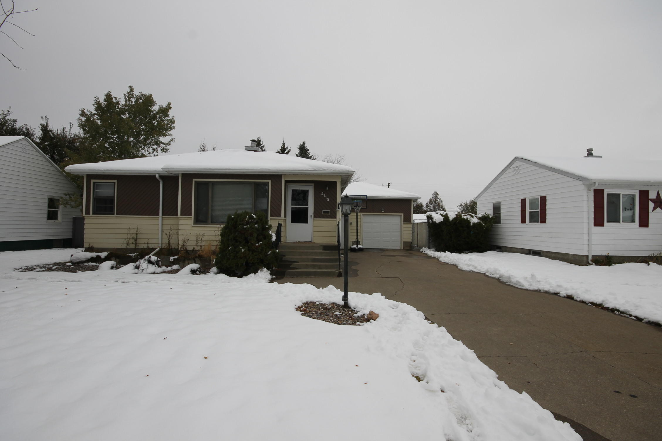 WONDERFUL remodeled east end home with new flooring, paint, newer counter tops, and newer appliances! New A/C unit, water heater, and furnace. New electrical service done in 2014. Shed with small garage door in backyard for extra storage. Turn key home ready for any buyer! Call Wyatt Gremaux at 406-750-5125, or your real estate professional.