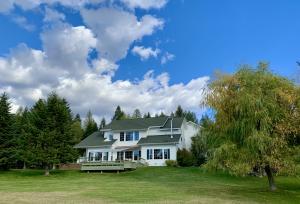 186 East Blanchard Lake Road, Whitefish, MT 59937