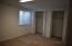 Third Bedroom in basement
