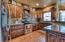 Quartz Counters & Custom Cabinets