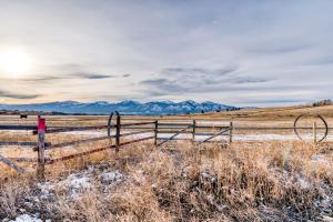58.45 acres under southwest Montana's big sky