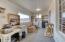 Enclosed porch off Dining Room