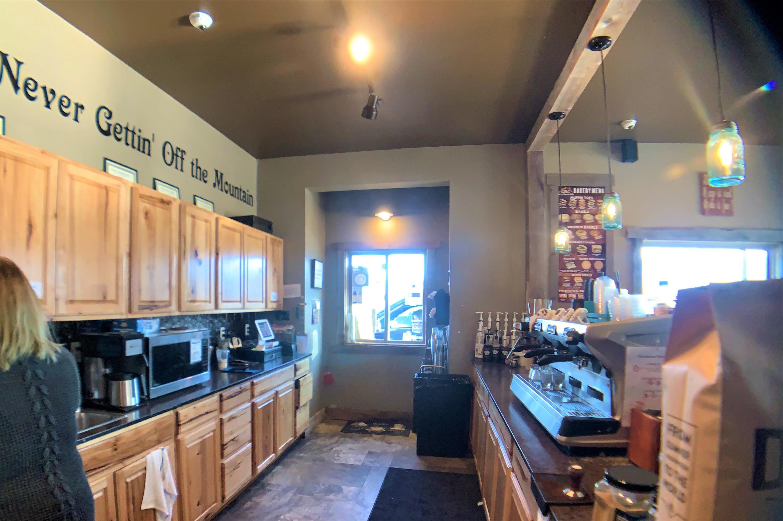coffee shop kitchen