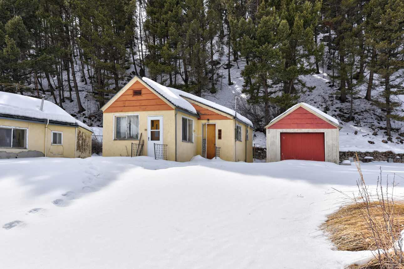 Investors or Contractors opportunity in the adorable town of Basin. Fix this little home up or tear down and build yourself a home or cabin. Perfect location for a summer home to spend your days riding side by sides, fishing, visiting the heath mines or hiking. Leave from your house in the fall and winter to hunt or snowmobile right out your back door. Call Amber Giulio 406-350-7515 or your real estate professional today.