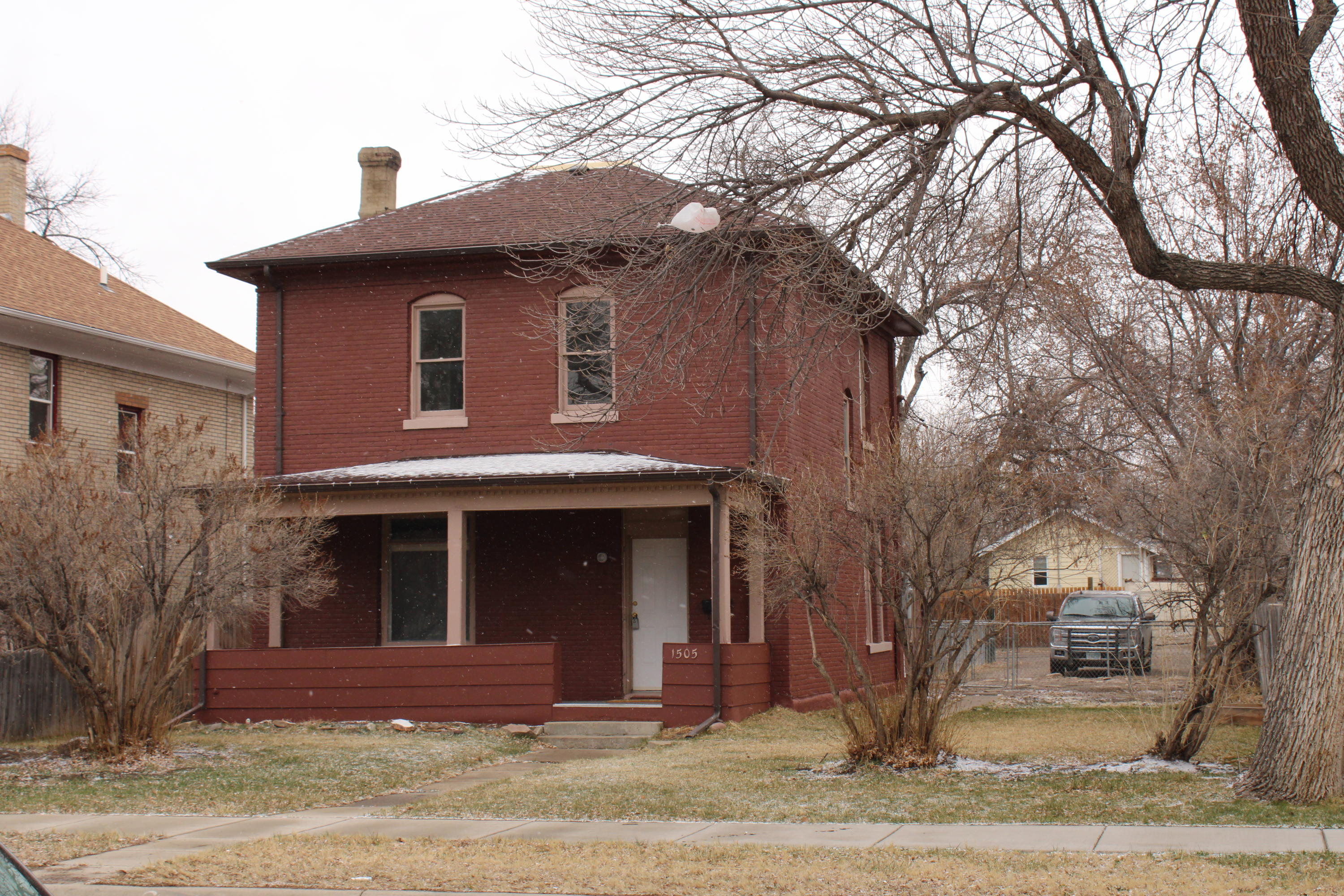 Turn of the Century Brick Home! Don't miss this 3 Bedroom, 2 Bath brick home with a fenced yard and patio. 3 Bedrooms on the same level and a Main Floor laundry.Call Laura Helms 406-590-0772 or your Real Estate Professional for more information.