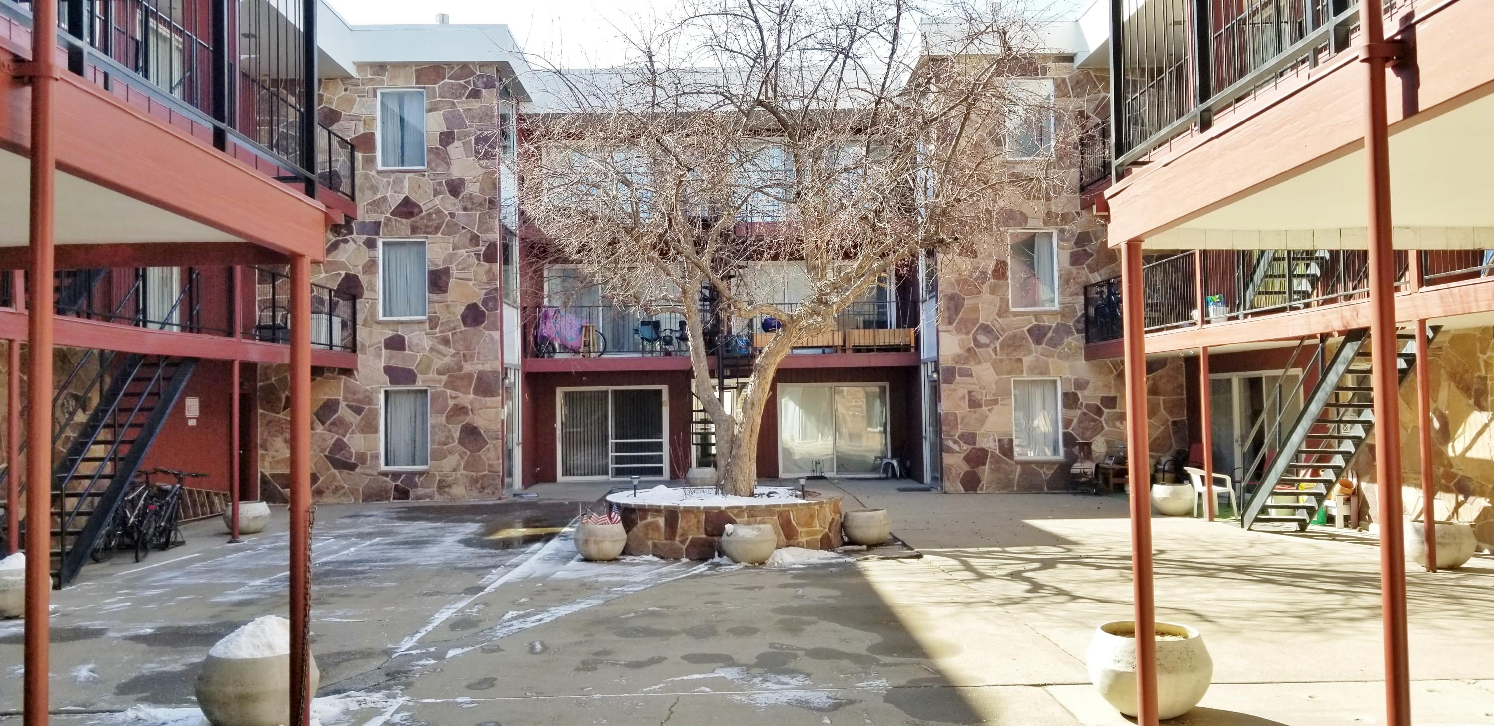 Check out this 2nd floor condo located in the Redwood Court community. This 1 bedroom, 1 bathroom unit's features include newer carpet, large living room, and central air conditioning. Call Renae Olson at 406-750-0755, or your real estate professional.