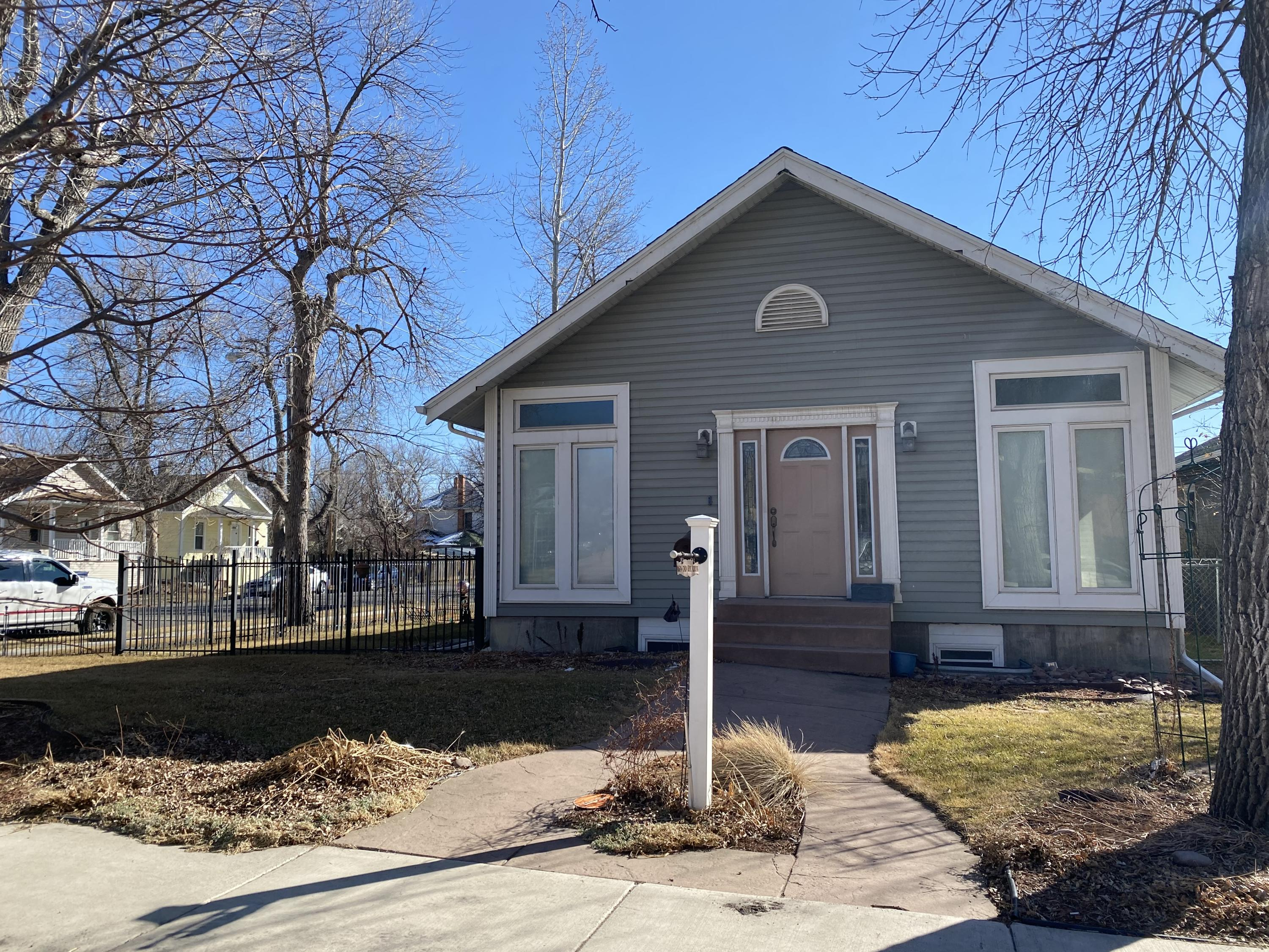 Check out this ranch style home on small lot.  Features open floor concept from living room to kitchen, large windows to let in light some hardwood floors. Partially finished basement with 2 bedrooms and a bath with jetted tub and laundry.  Large area to make your own family  room. Garage is mainly good for storage.  Seller is selling as is will not go FHA/VA.  Call Tracy Johnson at 406-788-0443, or your real estate professional.
