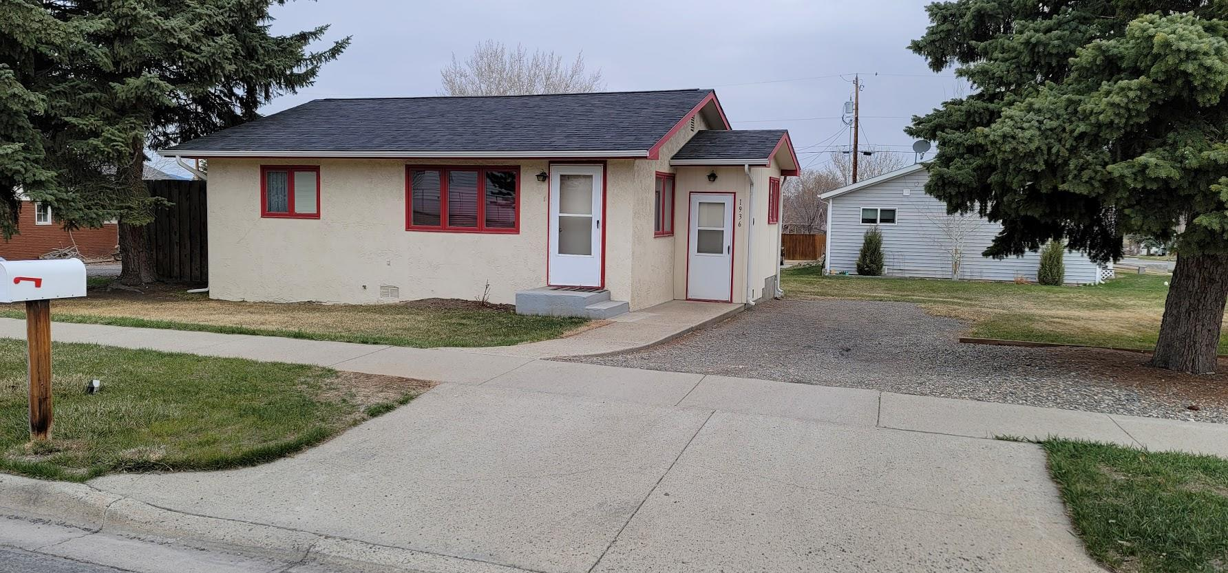 This cute one level home has 1 bedroom/1 bathroom.  With a few updates, this house would be perfect for a rental or a small home.  Call Dan & Cortney Senecal at 406-439-7557, or your real estate professional.*Storage Shed not included