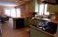 Efficient layout kitchen.