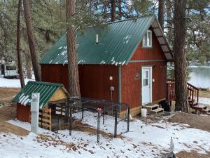 1453 Rogers Lake Road, Kila, MT 59920