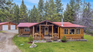 500 Thirsty Lake Road, Rexford, MT 59930