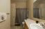 Large full bathroom