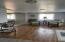 Beautiful Laminate floors and Sheet rocked walls