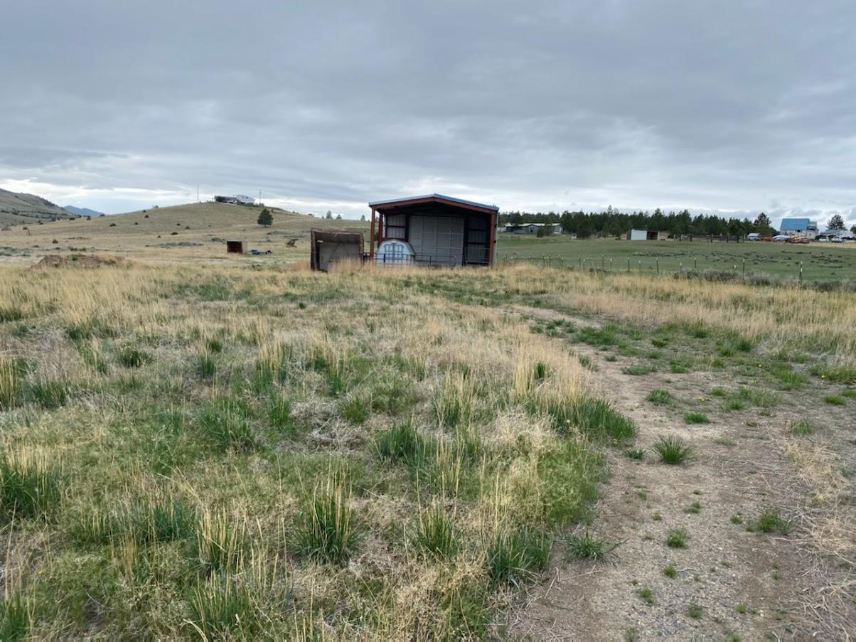 Come see this horse property, just under 10 acres, with a shed and tack room.  Lots of building sites with well and electricity.    Call Cortney Senecal at 406-439-7557, or your real estate professional