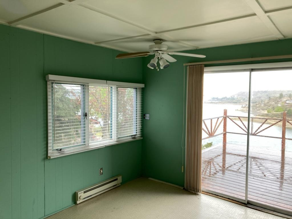 Dining Room and Back Deck