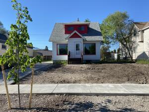 1831 Stoddard Street, With Lot B, Missoula, MT 59802