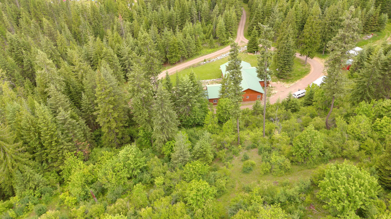 18 Blue Creek Road, Heron, MT 59844