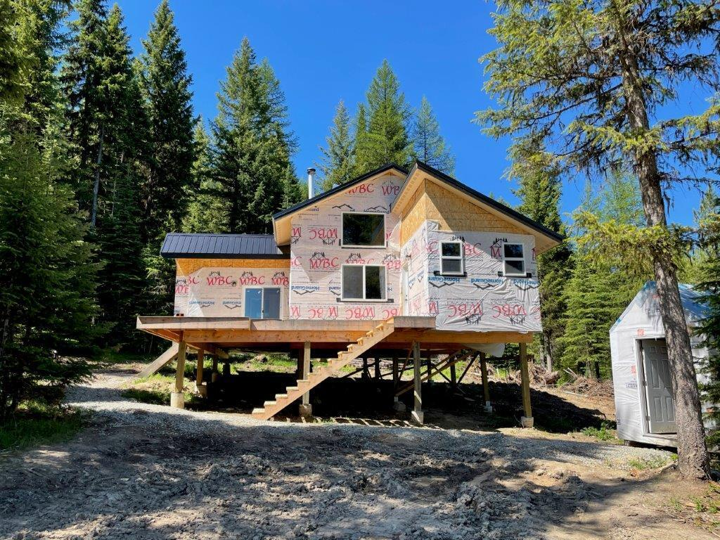 Cabin - Main Front