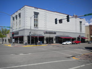 Corner office on the 3rd floor of this historic downtown Missoula office building!