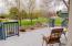 This yard provides serenity. Kick back and enjoy!