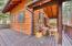 Porch on Guest Quarters