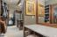 300 square feet plus walk in closet with vanity