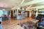 Great Room/Dining Room/Kitchen. Open Floor Plan