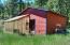 400 sq ft (20x20') garage.