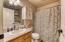 Full Bath (Hallway)