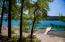 Beach Access at Whitefish Lake