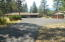Paved driveway from Hwy 93.