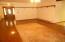 Oak flooring w/carpet center