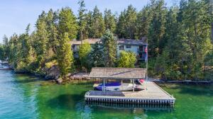 661 & 655 Angel Point Road, Lakeside, MT 59922