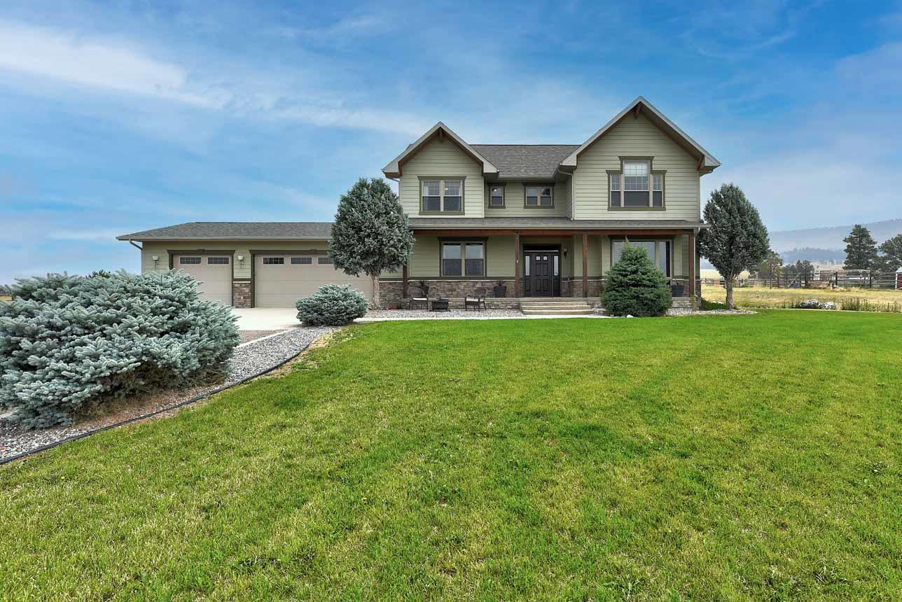 6008 Spokane Ranch Road, East Helena, MT 59635
