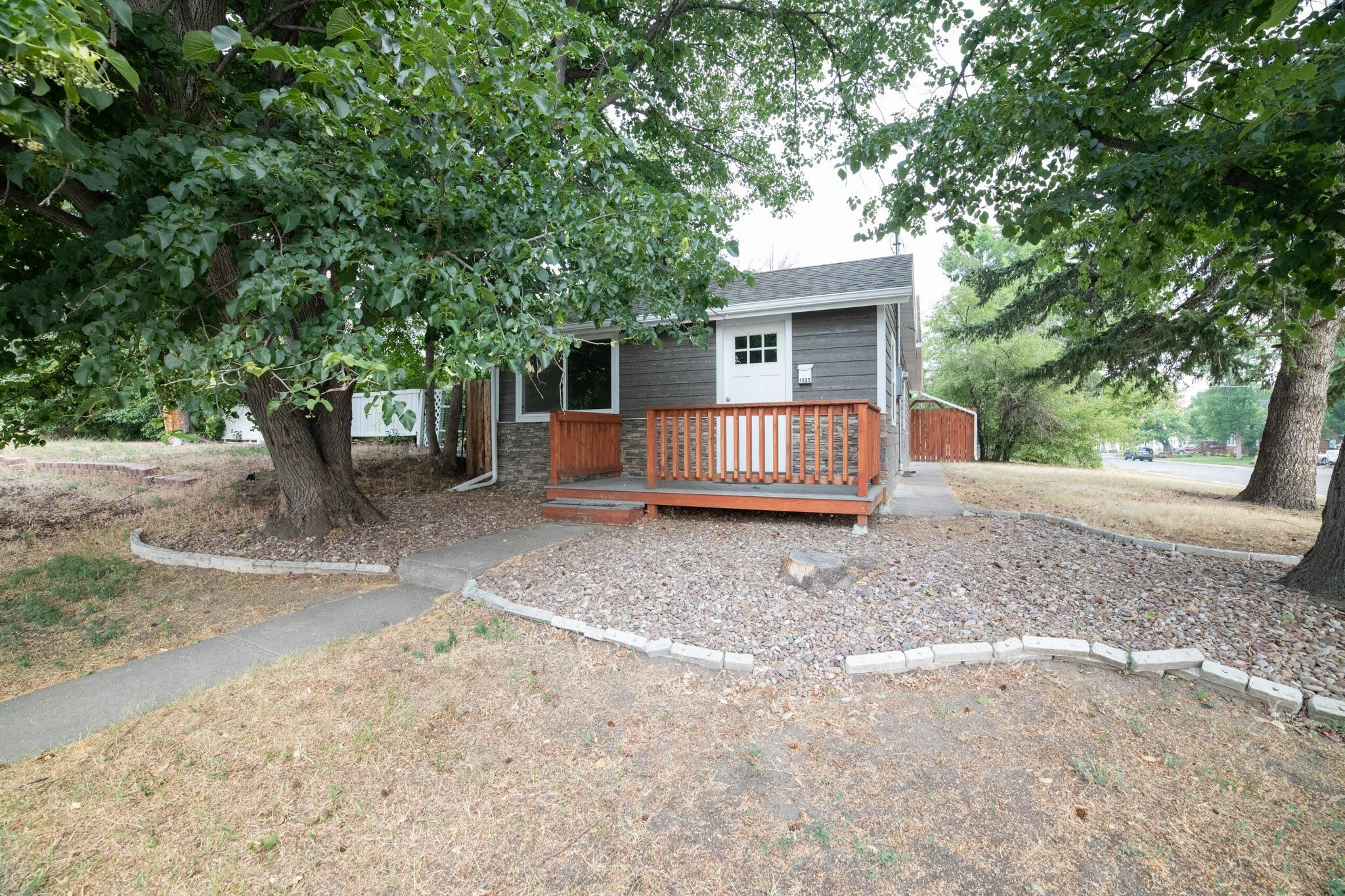 Super cute home! remodeled 2 bedroom 2 bathroom home. Enjoy the summer evenings on the back patio with bluetooth recessed lighting. Finished shed perfect for any hobby & fully fenced yard. You wont want to miss this it wont last long! call your real estate professional today!