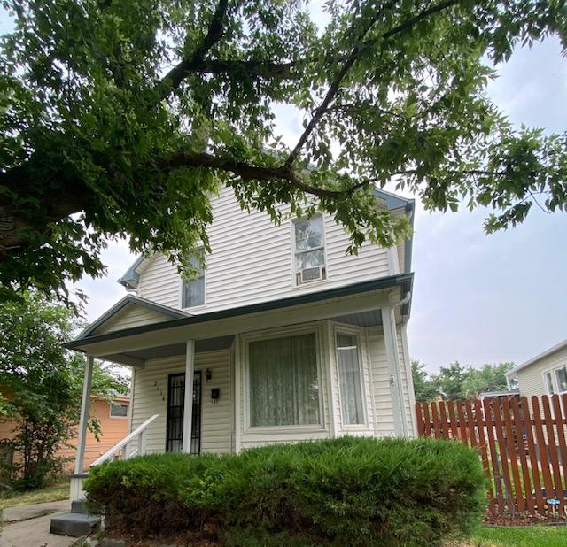 Charming 4 bed and 2 bath home with lots of character. Wouldn't take much to get this place to 'dream' house status. Enough room in the backyard for off street parking or build a garage to meet your needs. Don't let this one get away, at this price this home is being sold 'As Is'. Call Jen Cady at 406-799-1988, or your real estate professional.