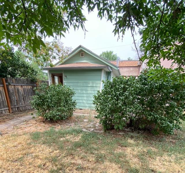 Must see to appreciate this nicely updated 1 bed, 1 bath home with great BIG garage. Huge front yard for possible addition or great space for gardening, landscaping. Selling ''As Is''. Call Jen Cady 406-799-1988, or your real estate professional