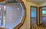 Upstairs hallway looking into bedrooms
