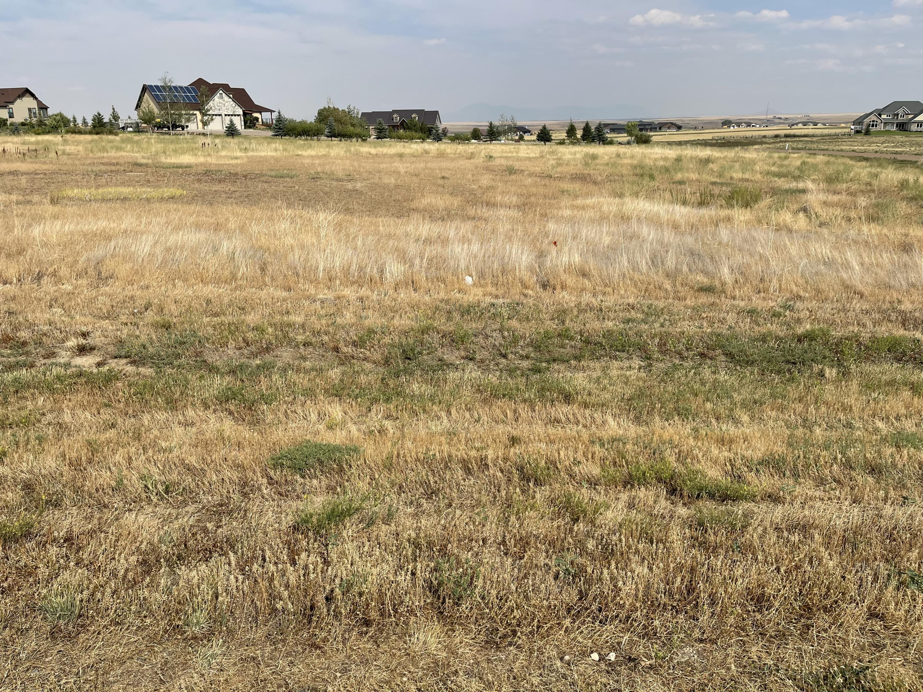 VIEWS VIEWS VIEWS from this primo lot located in the Foothills subdivision! Build your dream home on this 2.647 acres just outside of town WITH A WELL!  There are views of the HIghwoods and the little belts from the lot! Listed by Melissa Dascoulias.