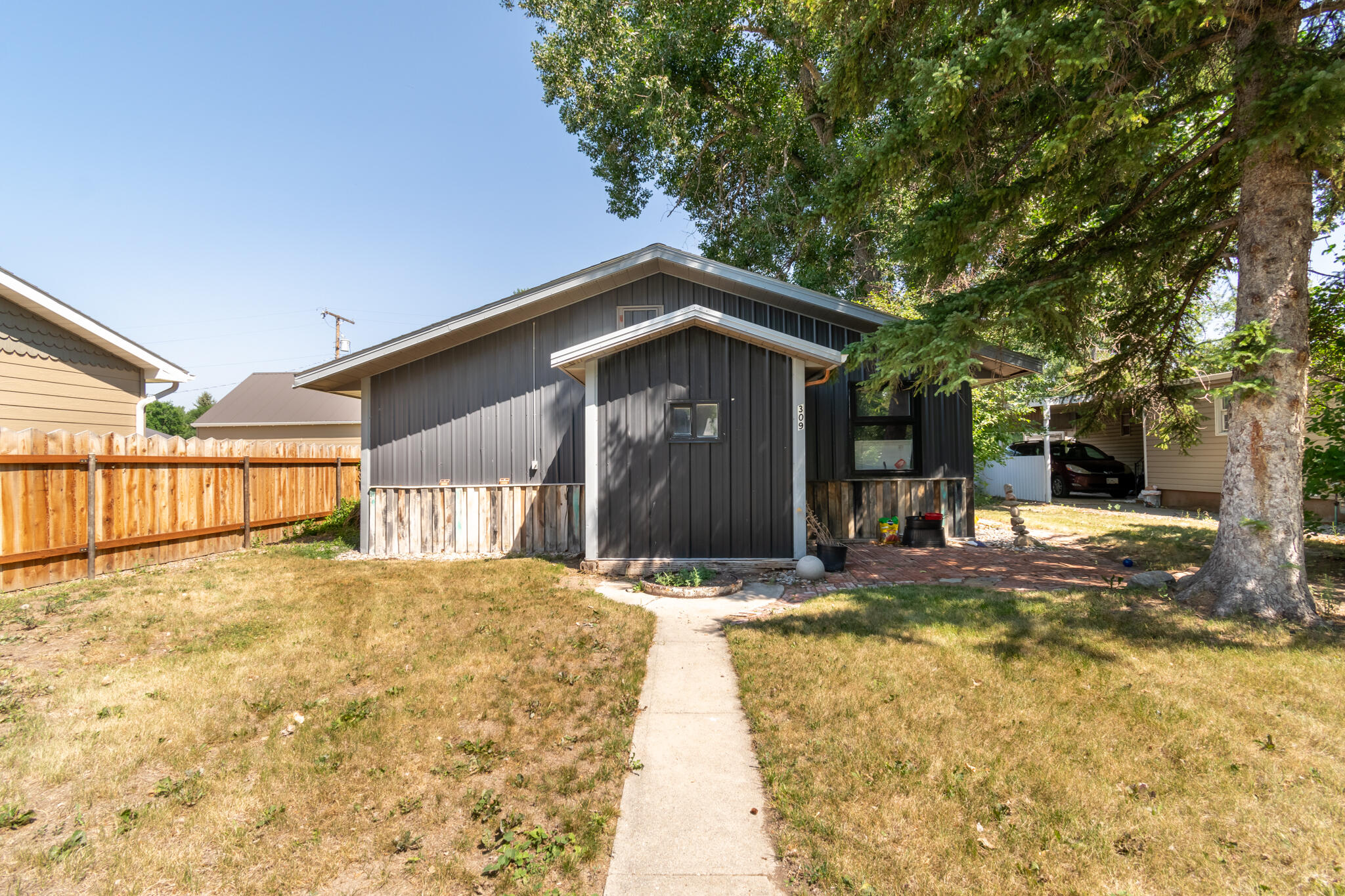 This house is done and ready for its new owner. If you are looking for a low maintenance income property or just a small easy keep personal house, this one will work.  It drips with taste and character. Possibly the farthest thing from a cookie cutter house you can find but still have that low key comfortable feel.