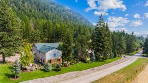 455 Blaine Mountain Road, Kalispell, MT 59901