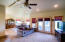 Family Room with Doors opening onto Deck...