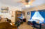3rd Bedroom/Office/Craft Room with Walk-in Closet...