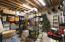Huge storage room!