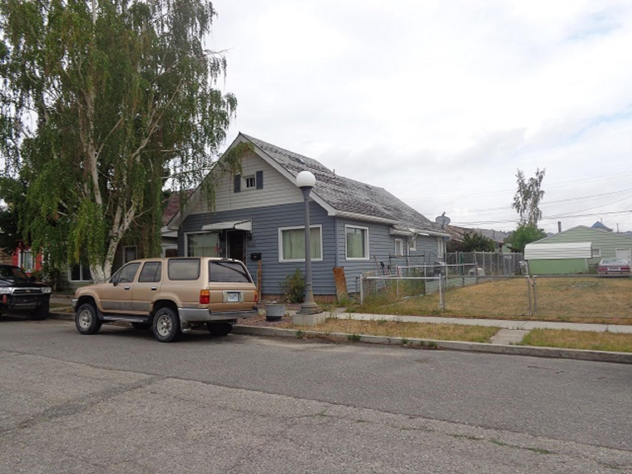 Two-bedroom, one-bathroom home with some nice features being sold in ''as-is'' condition and Seller will make no repairs or upgrades.
