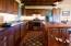 Modern amenities in the kitchen, feels like yesteryear