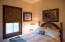 quest cabin bedroom